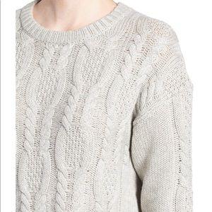 Rails Heather Grey Simone Sweater - Soooo Soft!!